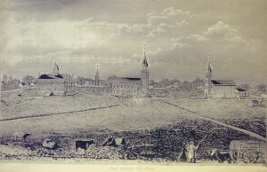 New Haven Green 1800