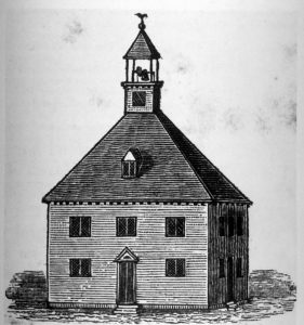 first Meeting House c1640
